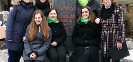 Slovenski kulturni praznik na Geoss-u 2