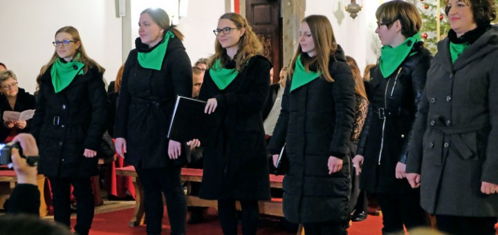 Prvič letos na Hrvaško, v Samobor na srečanje pevskih skupin 2