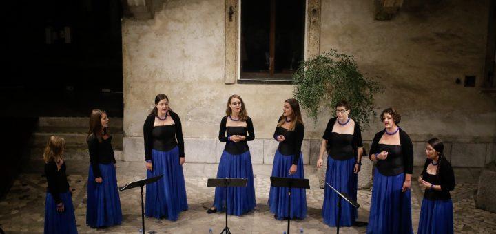 Štirje koncerti v sklopu Jesenskih serenad 3